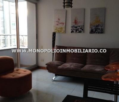 Apartamento Amoblado Renta - Poblado Cod: 12514