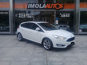 Ford Focus Iii 2.0 Se Plus Mt 2016 Imolaautos-