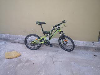 Bicicleta Aurora Dsx 20 Para Niño De 6 Velocidades