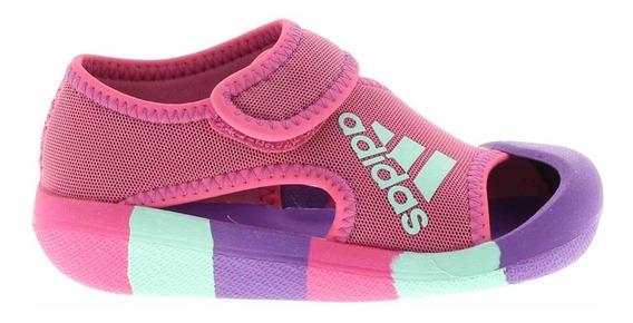 Sandalia adidas Bebe Altaventure I Rosa D97198