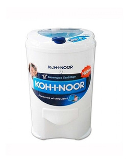Secarropas Kohinoor B665 Blanco 6.5 Kg 2800 Rpm Dacar