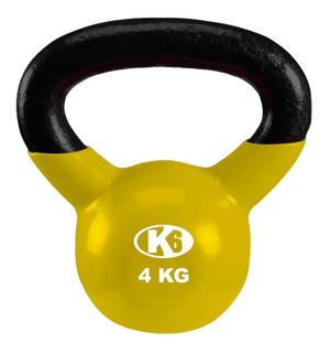 Pesa Rusa Gymplus 4kg K6 Dk Tiendas