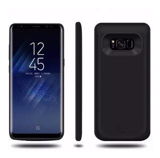 Capa Capinha Carregador Bateria Samsung Galaxy S8 S8+ S8plus
