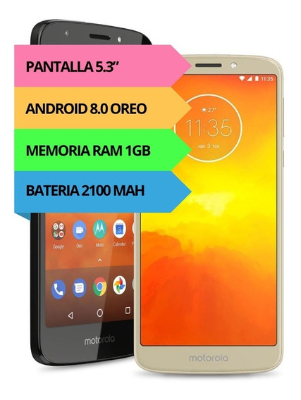 Celular Motorola Moto E5 Play Xt-1920 Liberado Ahora 18 Full