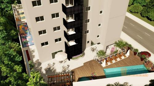 Apartamento Com 3 Dormitórios À Venda, 102 M² Por R$ 700.000,00 - Rio Branco - Caxias Do Sul/rs - Ap1541