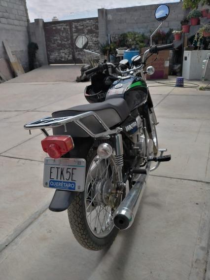 Motocicleta Rsk Wk150