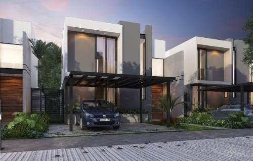 Casa Nueva En Venta En Privada Alera, Dzitya, Mérida Norte