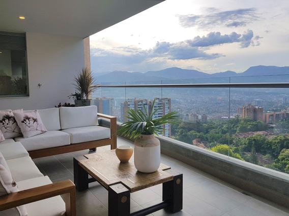 Venta Hermoso Apartamento, Loma De Las Brujas, Envigado