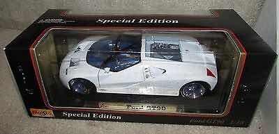 Ford Gt90 Blanco, Escala 1/18 Nuevo Special Edition 20trumm