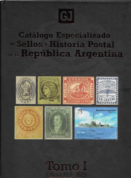 Nuevo Catalogo Estampillas Argentinas 2 Tomos Edicion 2019
