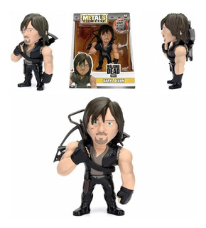 Figura Metalica Metals The Walking Dead Coleccion Jada