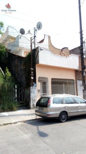 Sobrado A Venda No Bairro Jardim Jaraguá Em São Paulo - Sp.  - 13266-1
