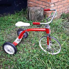 Tico Tico Bandeirantes Antigo Pedal Car Triciclo