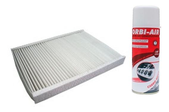 Filtro Ar Condicionado + Higienizador Onix 1.0 1.4 C/nf