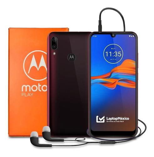 Imagen 1 de 6 de Celular Moto E6 Plus Dual Sim 32gb 2gb Ram + Regalo
