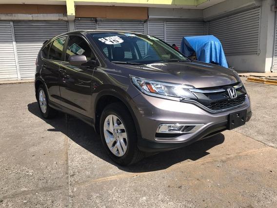 Honda Cr-v Clin Carfax Lx Nueva