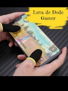 Luvas Para Dedo Gamer
