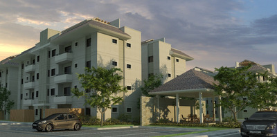Apartamentos En Residencial Nuevas Terrazas, En Avenida Monumental