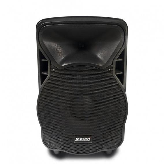 Caixa Acústica Amplificada Lexsen Ls-15bt Bivolt 100wrms Nfe