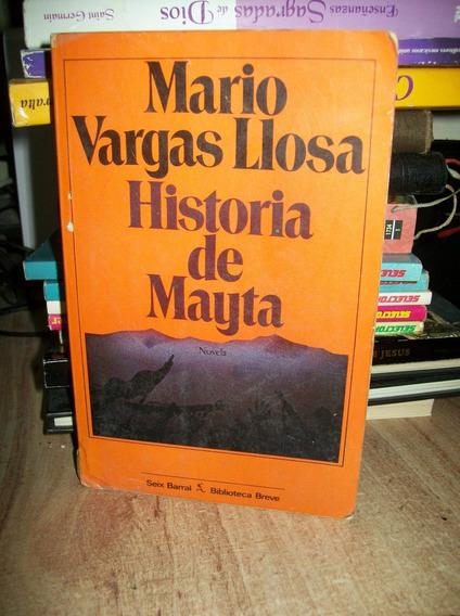 Historia De Mayta - Mario Vargas Llosa