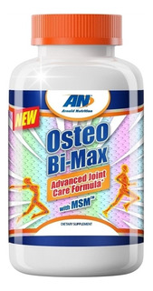 Osteo Bi-max Joint Max Msm 60 Caps Arnold Nutrition Usa [nf]