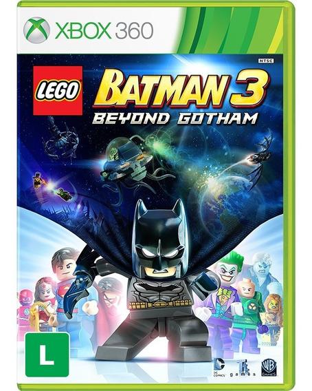 Lego Batman 3 Beyond Gotham Xbox 360 Física Usado Madgames
