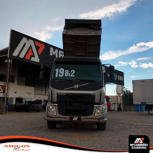 Caminhão Caçamba Agrícola Volvo Vm 330 Bitruck 8x2 2019