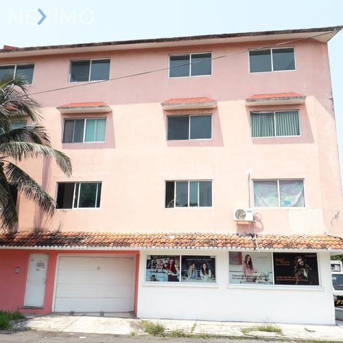 Imagen 1 de 12 de Edificio De Departamentos En Venta, Fracc. Flores Del Valle, Veracruz, Ver.