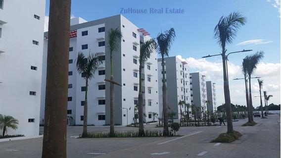 Apartamento En 2do Nivel En Atractiva Torre De Stiago Wpa21