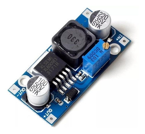 Modulo Elevador De Voltaje Step-up Dc-dc Xl6009e1
