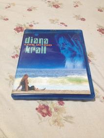 Diana Krall Live In Rio Blu-ray Original Usado