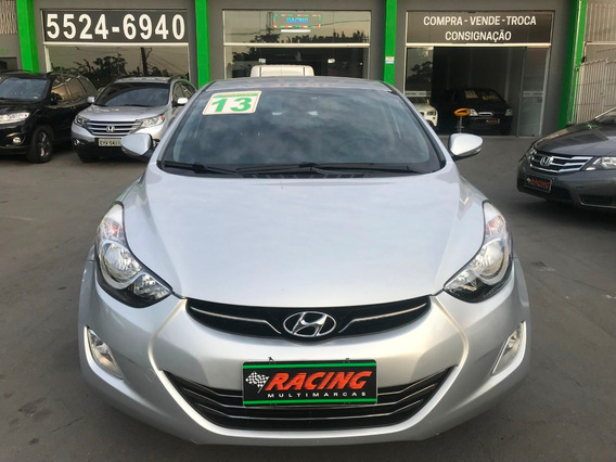 Hyundai Elantra 1.8 Automático Gls 2013