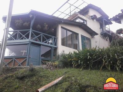 Casa-finca En Arriendo En Rionegro - La Macarena