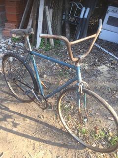 Antigua Bicicleta Daytona