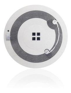 Etiquetas Circulares Rfid 1k - 13.56 Mhz X 10 Unidades
