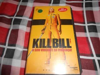 Filme Vhs Kill Bill Volume 1, Dublado.