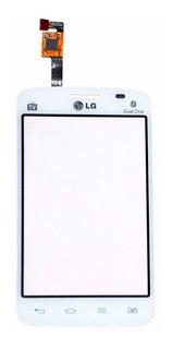 Tela Touch Lg Optimus L4 2 E445 E467 E470 E465 Branco