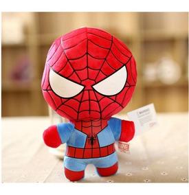Pelúcia Homem Aranha - Os Vingadores