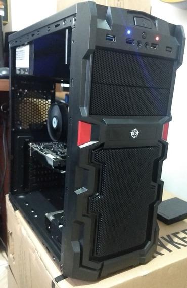 Computador Gamer Gtx 1050 Ti Core I5 8gb Ram Hd500gb