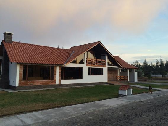 Hermoso Terreno Ideal Para Casa De Campo