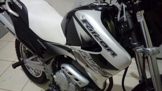 Honda Falcon Nx400 Preta