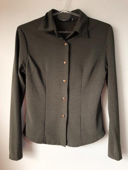Camisa De Mujer Importada Gucci Original Talle 36