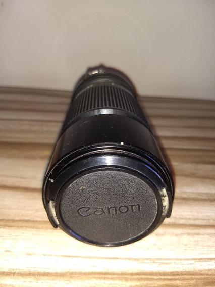 Lente Canon Japonesa Tele Objetiva 70-150mm