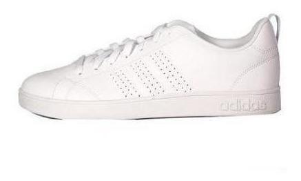 Tenis adidas Advantage Clean Blanco- Hombre - B74685