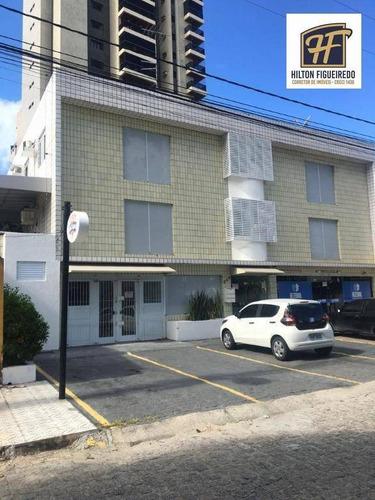 Sala À Venda, 67 M² Por R$ 220.000,00 - Tambaú - João Pessoa/pb - Sa0060