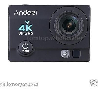 Camera Hd 1080p 180° Prova Da Agua - Androer