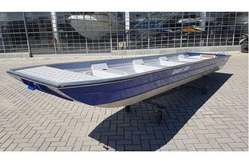 Imagem 1 de 2 de Barco Metal Boat Smart 500