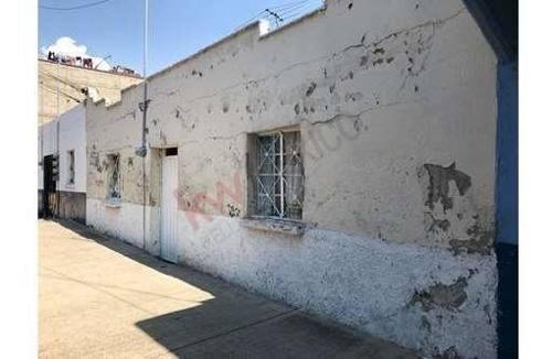 Casa En Venta Como Terreno Calle Bolivares, Colonia Aquiles Serdan, Alcaldia Venustiano Carranza
