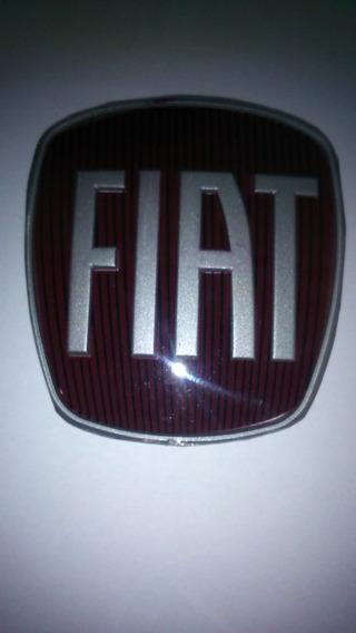 Emblema Da Maçaneta Fechadura Tampa Traseira Fiat Strada