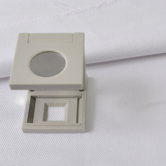 Lote Tecido Sarja Pesada Branca 8,0m X Larg 1,60m - ALG 100%